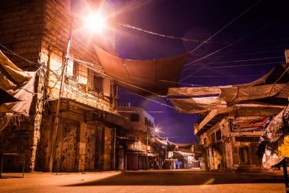 Market. Hebron, 2013.