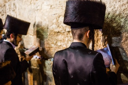 Jewish Quarter, Jerusalem. November 2013.