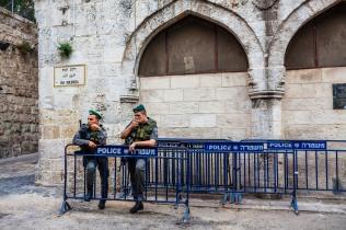 Jerusalem, 2013.