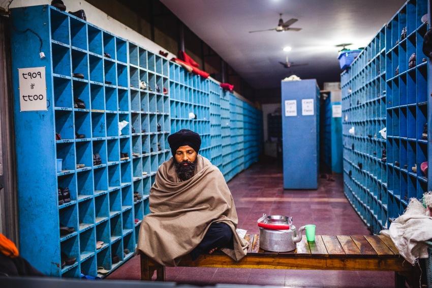Amritsar, 2013.