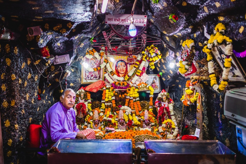 Mata Temple. Amritsar, 2013.