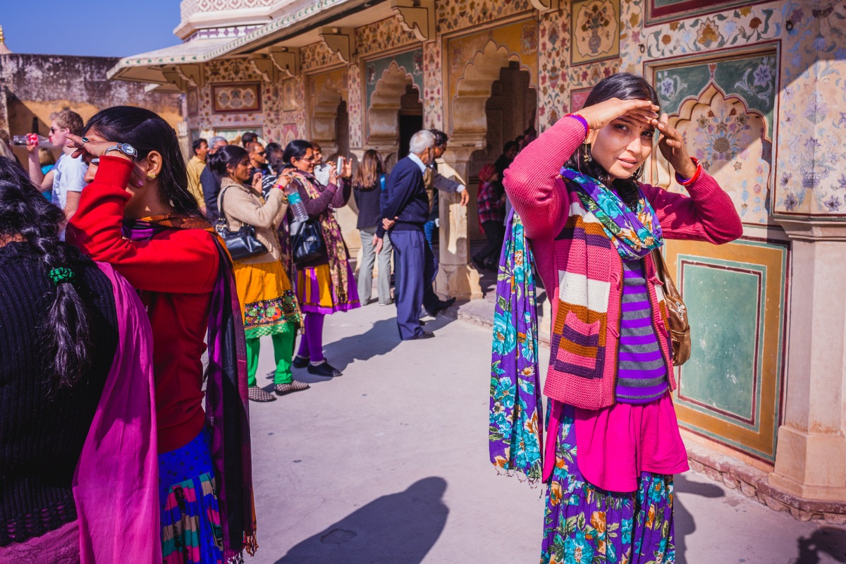 Jaipur. India, 2014.